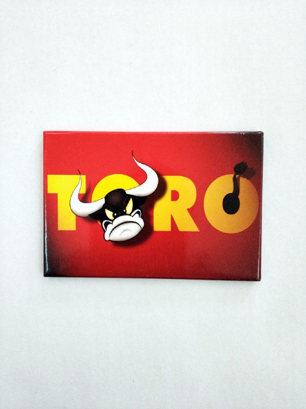 Imán España y Toro
